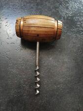tire bouchon ancien  corkscrew