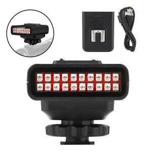 ORDRO LN-3 Studio LED Light USB Rechargeable Infrared Night Vision for DSLR Came