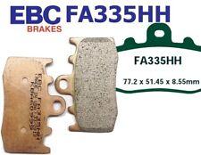 EBC plaquettes de freins fa335hh essieu avant BMW K 1300 GT (Disc has Fixed Bobbins) 09-10