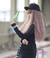 Women Ladies Lolita Long Curly Wavy Hair Full Wigs Cosplay Party Taro Wig 70cm