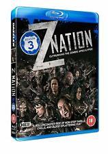 Z-NATION - Season 3 - BLU RAY - UNCUT - Staffel 3 - Z Nation