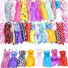 20pcs Handmade Party Clothes Dress outfit for Barbie Doll Chirstmas Gift SS CA #