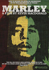 Marley (DVD, 2012) Kevin McDonald Documentary Bob Marley Factory SealedA120
