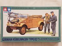 Tamiya 32501 German Pkw.K1 Kübelwagen Type 82 1:48 Neu und eingetütet