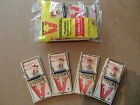 4 PACK VICTOR ORIGINAL MOUSE TRAPS M154 ~ REUSABLE BY WOODSTREAM ~ WORKS!!