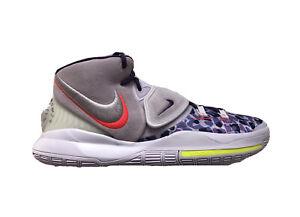 Nike Kyrie 6 AI Asia Irving Barely Grape Purple Camo Shoes CD5031-500 Size 12