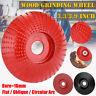 85/100MM Steel Angle Grinding Grinder Wheel Wood Sanding Carving Shaping Disc