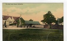 GOLF CLUB HOUSE, AMBERLEY: Gloucestershire postcard (C8551)