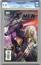 ASTONISHING X-MEN #31 FIRST PRINTING WHITE PAGES CGC 9.8 NM/MT UNSCRATCHED