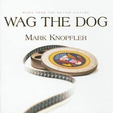 MARK KNOPFLER Wag The Dog Soundtrack CD BRAND NEW