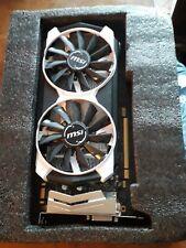 New? MSI gaming gtx960 display card  dual fan AF