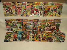 Tales to Astonish 49-101 SET Solid! #49, #59, #62, #93! Marvel Comics (s 9158)