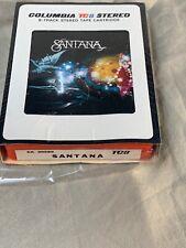 SANTANA III Three 3 1970 Columbia TC8 8 Track TAPE Carlos Case Partially Sealed