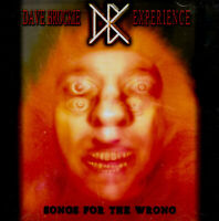 Dave Brockie Experience – Songs For The Wrong BRAND NEW SEALED MUSIC ALBUM