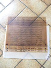 n°v585 lot 3 microfiche bmw e23 728 a 745