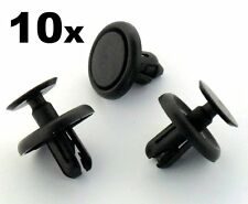 Auto Trim Clips 7mm Trim Clips For Ford Engine Cover Fastener Clip x10