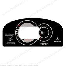 Yamaha GPR 800 1200 1300 GP R Gauge Decal Sticker Overlay DISPLAY Speedometer