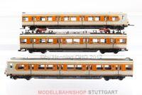 H0 Roco 43001 DB BR 421 / 420 S-Bahn-Zug Triebwagen-Zug 3-tlg. Konvolut /F106