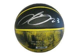 Lebron James autographed signed Lebron basketball with COA