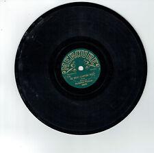 78T 20 cm ORCHESTRE VIENNOIS Disque Phonographe REVE VALSE Strauss MERCURE RARE