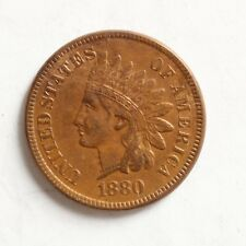 1880 United States USA One Cent SNo50043