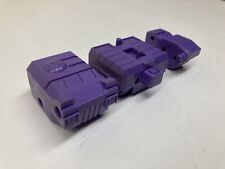 Transformers G1 Trypticon Brunt Tank Parts 3 of 4  Lot