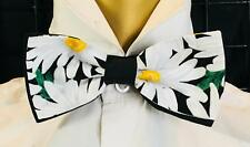 Daisy Bow Tie Hair Bow Prom Tied Suit Bowtie Dickie Steampunk Feeanddave