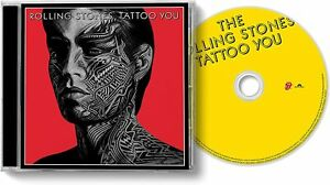 The Rolling Stones Tattoo You Cd (40Th Anniversary 2021 Remaster) Nuovo