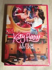 Katy Perry Part of me DVD NEW