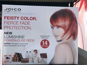 JOICO FIESTY COLOR STARTER KIT 14 NEW SHADES