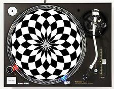 "See Me - DJ Turntable Slipmat 12"" LP Vinyl Record Slip Mat"