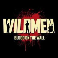 WILDMEN - BLOOD ON THE WALL  VINYL MAXI-SINGLE NEW+