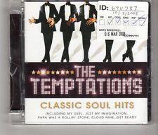 (HK743) The Temptations, Classic Soul Hits - 2008 CD