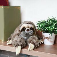 Cute Giant Sloth Stuffed Plush Animal Doll Soft Toys Pillow Cushion Gift NEW