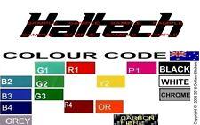 HALTECH WINDOW DECAL STICKERS GRAPHICS DECALS SIGNS ECU DRIFT RACING