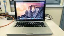Apple MacBook Pro Mid 2009 2.26ghz Intel Core 2Duo 4GB Ram 500GB HDD No Wifi