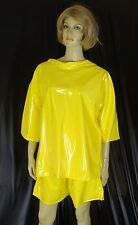 D'été pyjama Giallo Adult NEUF XL PVC Plastic NEUF