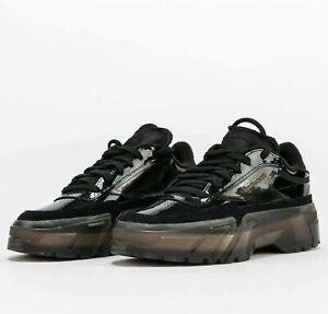 Cardi B x Club C Reebok Core Black H01009 Women's Shoes Sneakers