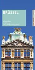 BRÜSSEL Stadtplan Stadtführer 2014 mit großem FALTPLAN + APP LADENPREIS 7,95 €