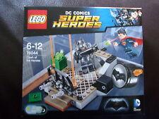 LEGO DC Comics Super Heroes 76044 - Clash of the Heroes - NIP