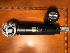 Mint Cond Shure ULX2/58 Wireless Handheld Transmitter Microphone J1
