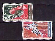 Mauritania Deportes Olimpiada de Montreal año 1975 (V-817)