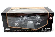 MotorMax  Mercedes Benz MClaren SLR Black 1/24 Diecast Car 73306