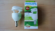 Philips Tornado E14 Ultra Compact Powerful 5w low energy bulbs 300lm warm white