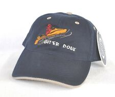 *GIT ER DONE* Snowmobiling Snowmobile Ball cap hat emboidered OURAY SPORTSWEAR