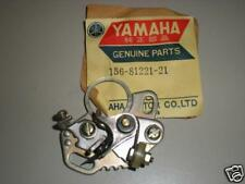 NOS Yamaha YDS3 Contact Breaker Assmy 156-81221-21
