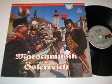 LP/MARSCHMUSIK AUS ÖSTERREICH/SEPP TANZER/HORTS WINTER/ariola 91138