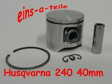 Kolben passend für Husqvarna 240 40mm NEU Top Qualität