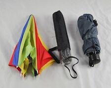 Vintage Lot Of 3 Umbrellas 1 Brocca Brella 2 Collapsible Umbrellas   r2p29