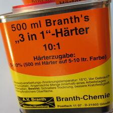 """(25,33€/l) 500ml Branth´s """" 3 in 1-Härter-Konzentrat """" für BRANTHO KORRUX"""